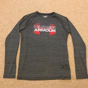 Under Armour Heat Gear Long Sleeve Youth XL